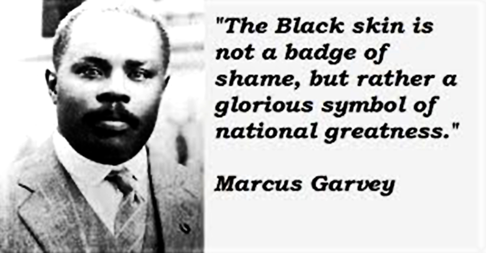 the life of marcus garvey essay Hold them marcus, hold them marcus garvey, marcus i feel these lines can be interpreted in two different ways marcus garvey: life and lesson.
